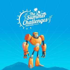 Nerdvana Summer Challenges